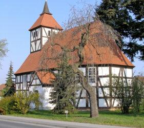 Kirche Duben, außen