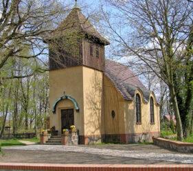 Kapelle Falkenberg, außen