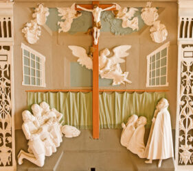 Kirche Görsdorf, Altar