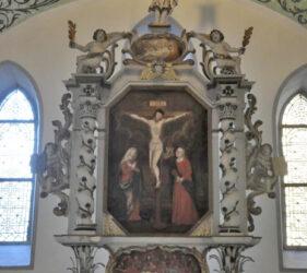 Kirche Eichholz, Altar