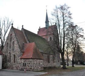 Kirche Eichholz, außen