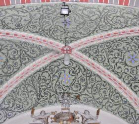 Kirche Eichholz, Gewölbemalerei