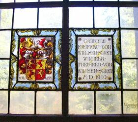 Kirche Groß Leine, Fenster