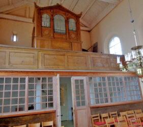 Kirche Kemlitz, Empore