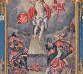 Kirche Krossen, Auferstehung