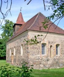 Kirche Kümmritz, außen