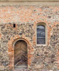Kirche Kümmritz, Südseite