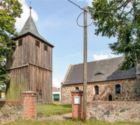 Kirche Liedekahle, außen