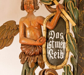 Kirche Prensdorf, Altar