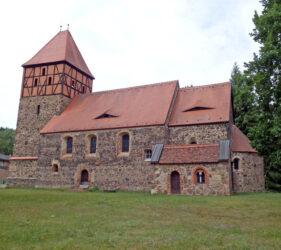 Kirche Wildau-Wentdorf, außen