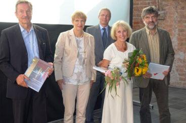 Förderkreis mit Denkmalpreis geehrt
