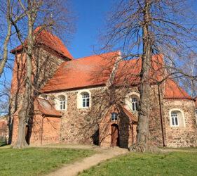 Kirche Rosenthal, außen