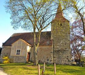 Kirche Zagelsdorf, außen, Südseite